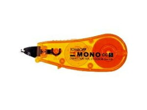 Tombow/トンボ鉛筆 修正テープ モノCC オレンジ CT-CC5C50
