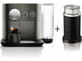 Nespresso/ネスプレッソ D80GRA3B ネスプレッソ エキスパートバンドルセット【グレー】