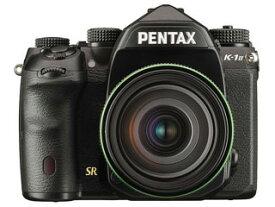 peak design スライドライトカメラストラップ SLL-AS-3又はSLL-ABK-3プレゼント! PENTAX/ペンタックス 【梱包B級品特価!】PENTAX K-1 Mark II 28-105 WR レンズキット ※ストラップのカラーは選べません。