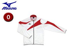 mizuno/ミズノ N2JC4001-01 トレーニングクロスシャツ 【O】 (ホワイト)
