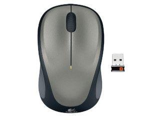 Logicool/ロジクール Wireless Mouse M235 M235rSV シルバー