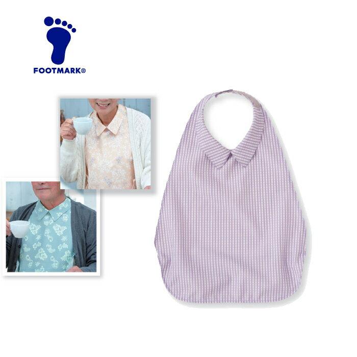 【nightsale】 FOOTMARK/フットマーク 403785 うきうきシャツエプロン (フリーサイズ) (パープル)
