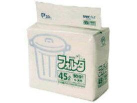 SANIPAK/日本サニパック F−4H環優包装フォルタ45L白半透明/F-4H-HCL