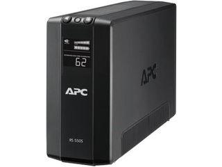シュナイダーエレクトリック(APC) 【あす楽対応商品】UPS(無停電電源装置) APC RS 550VA Sinewave Battery Backup 100V BR550S-JP