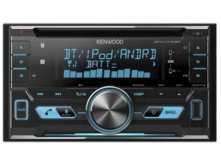 KENWOOD/ケンウッド DPX-U730BT CD/USB/iPod/Bluetoothレシーバー MP3/WMA/AAC/WAV/FLAC対応