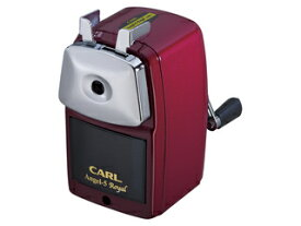 CARL/カール事務器 鉛筆削器 エンゼル5 ロイヤル レッド A5RY-R
