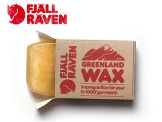 FJALL RAVEN/フェールラーベン 79060 Greenland Wax/グリーンランドワックス 【100g】