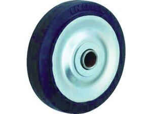 INOAC/イノアックコーポレーション 中荷重用キャスター ゴム車輪のみ Φ130 GR-130W