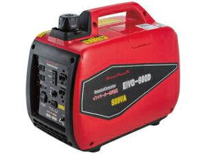 ドリームパワー インバーター発電機 EIVG−900D 70971