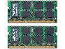 バッファロー ノートPC用増設メモリ 8GB 2枚組 DDR3 PC3-12800 D3N1600-8GX2/E ※白箱仕様