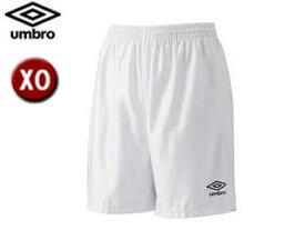 UMBRO/アンブロ UBS7030P プラクティスパンツ 【XO】 (ホワイト/ネイビー)
