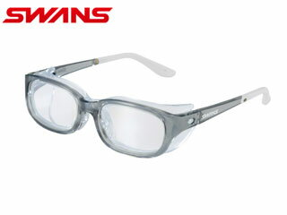 SWANS/スワンズ 【度付ダイレクトレンズ対応】SWKJ-01(CSMK) 子供用花粉グラス (クリアスモーク)