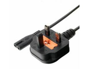 MCO/ミヨシ MBC-TBF/06 海外対応 電源ケーブル BFタイプ 0.6m