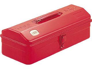 TRUSCO/トラスコ中山 山型工具箱 359×150×124 Y-350-R (レッド)