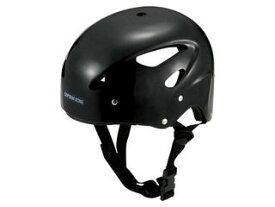 CAPTAIN STAG/キャプテンスタッグ MC-3548 CSスポーツヘルメット(ブラック)
