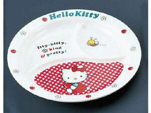 Daiwa/台和 メラミンお子様食器「ニューキティ」/丸ランチ皿(ギンガム) 【お子様ランチ】【パーティ】【kidsplate】【lunch】【豪華】【盛り付け】【子供】