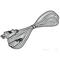 SHARP/シャープ 液晶テレビ用 電源コード [0105000154]
