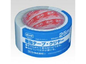KONISHI/コニシ 梱包テープ クリヤー #67949