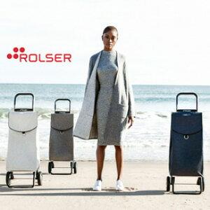 ROLSER/ロルサー エコマク JOY 1500シリーズ RS−01E ホワイト ショッピングカート rolser