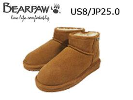 Bear paw/ベアパウ CI4BT016W ムートンブーツ Lena (Hickory)【US8/JP25.0】【日本正規品】