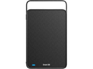 Silicon Power/シリコンパワー USB3.0対応外付けハードディスク 3TB Stream S06 SP030TBEHDS06A3KTV