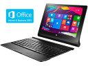 Lenovo/レノボ 【新品】【あす楽対応商品】10.1型SIMフリーWindowsタブレット YOGA Tablet 2 with Windows 32GB ...