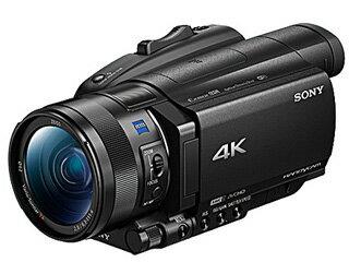 SONY/ソニー FDR-AX700 デジタル4Kビデオカメラレコーダー Handycam/ハンディカム 【ビデオカメラ】