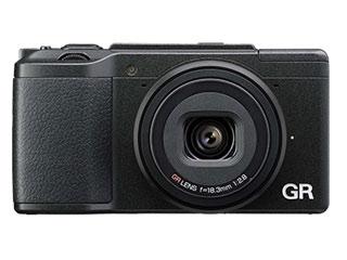 GRIIコンパクトデジタルカメラ