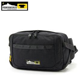 MountainSmith/マウンテンスミス 65380 ウエストバッグ (ブラック)
