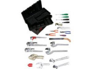SUPERTOOL/スーパーツール プロ用配管工具セット(スタンダードタイプ) H4000S