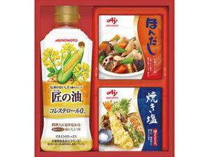味の素 バラエティ調味料ギフト A−10N お歳暮ギフト2020-6