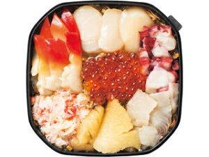 7種の具材を使った海鮮松前漬(300g)