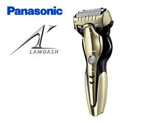【nightsale】 Panasonic/パナソニック ES-ST8Q-N メンズシェーバー ラムダッシュ 3枚刃 (ゴールド調)