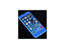 ITPROTECH ITPROTECH 全面保護スキンシール for iPhone6/ブルー YT-3DSKIN-BL/IP6