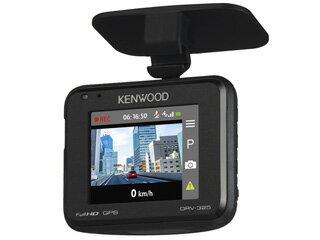 KENWOOD/ケンウッド 【納期にお時間がかかります】DRV-325 スタンダード ドライブレコーダー