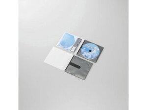 ELECOM/エレコム CD/DVD用ソフトケース 1枚収納 30個入り ブラック CCD-DPC30BK