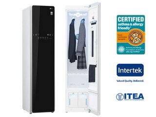 LGエレクトロニクス S3BF 衣類リフレッシュ機 スチームウォッシュ&ドライ LG styler (ブラック)【Wi-Fi対応】