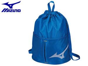 mizuno/ミズノ N3JD8002-27 プールバッグ ジュニア (ブルー)