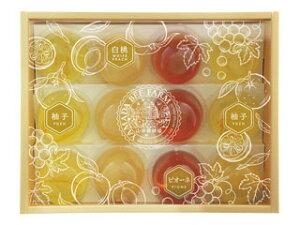 山田養蜂場 はちみつ果実ジュレ HKJー30