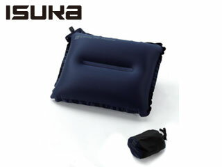 ISUKA/イスカ 208621-NVY コージーエアピロー (ネイビーブルー)