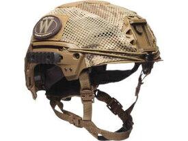 TEAM WENDY/チームウェンディ EXFIL LTP/カーボン用 メッシュヘルメットカバー 71-MHC-MC