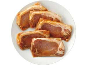 京の味付焼肉 国産豚ロース西京味噌仕立て(5枚) KFM−M5