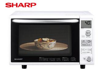 SHARP/シャープ RE-V70A-W オーブンレンジ (ホワイト系) 【20L/1段調理】