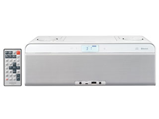 KENWOOD/ケンウッド CLX-50-W(セラミックホワイト) CD/Bluetooth/USBパーソナルオーディオシステム
