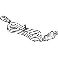 SHARP/シャープ サイドバーシアターシステム用 ACコード [1105000195]