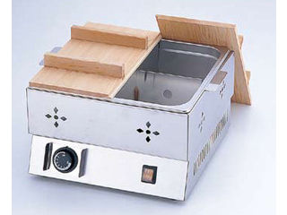 Total Kitchen Goods 【TKG】業務用 電気おでん鍋4ッ切