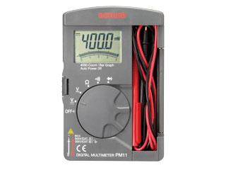 sanwa/三和電気計器 デジタルマルチメータ/ポケットタイプ PM11