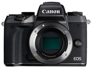 CANON/キヤノン EOS M5・ボディー  ミラーレスカメラ 1279C004