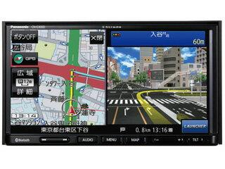 Panasonic/パナソニック CN-E300D SSDカーナビステーション 【Strada/ストラーダ】【Eシリーズ】【2017年度版地図収録モデル】