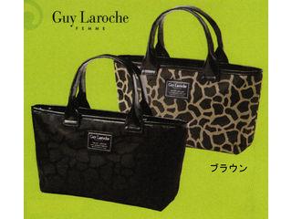 Guy Laroche/ギ・ラロッシュ トートバッグ/ブラウン/GLT122−70